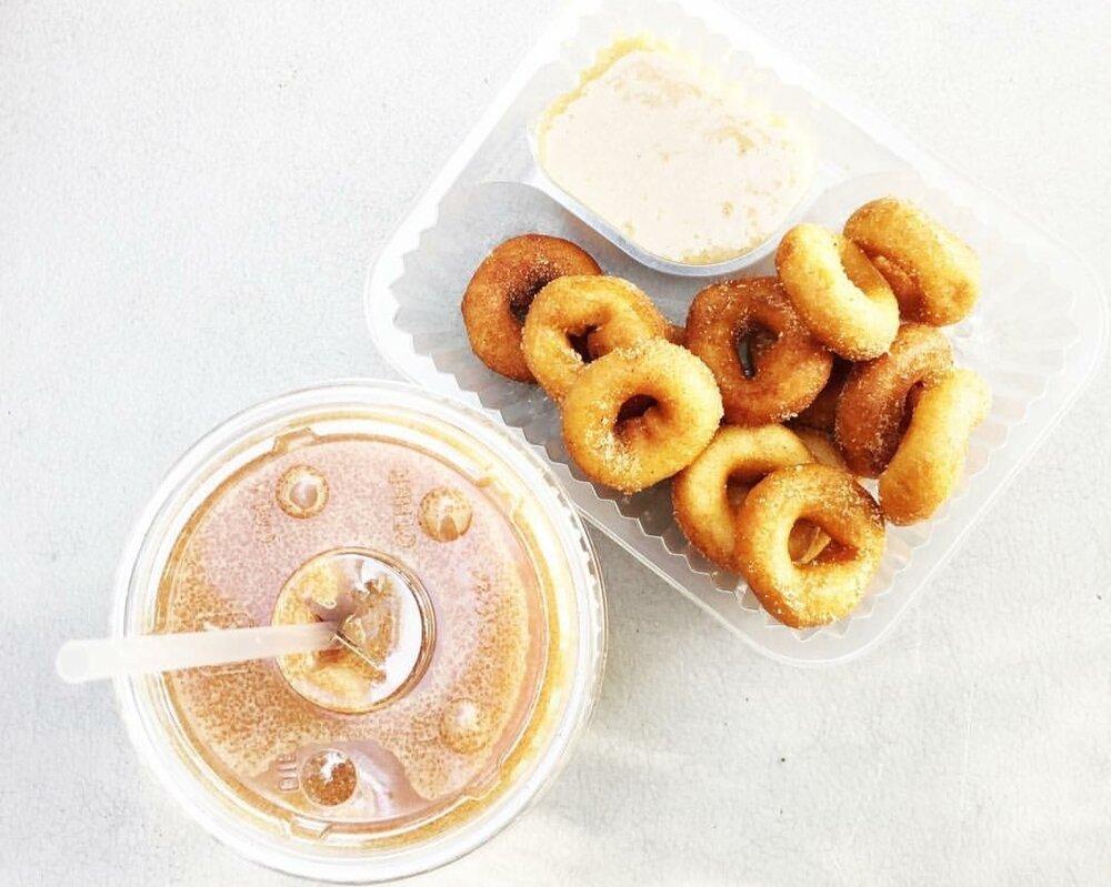 Apple Cider Donuts & Slushie.jpg
