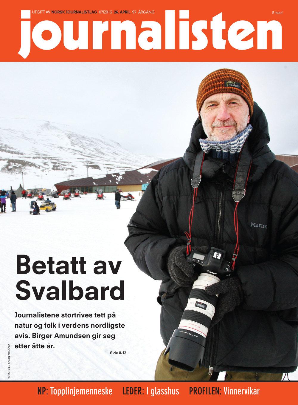 Copy of Journalisetn