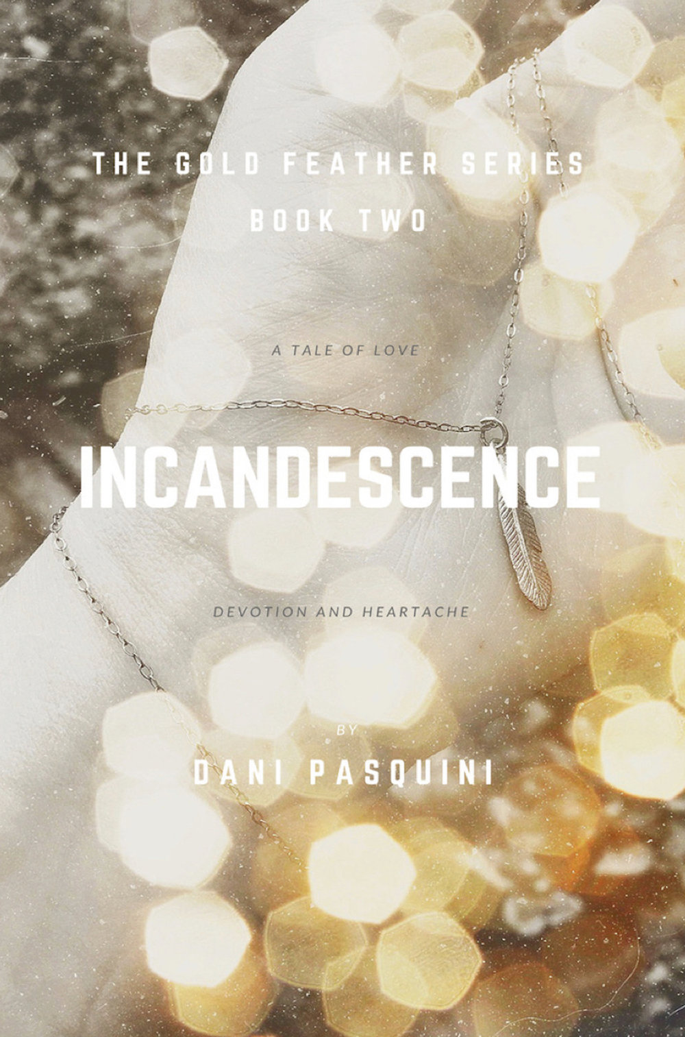 Incandescence - Lily and Jonas' story continues in book 2.It's been two years since the bloodshed in the desert and Peter's desertion. Despite the passage of time and the new peaceful life that Lily has discovered with the other Duals she continues to feel the debilitating absence of Peter everywhere. That is until a dark figure appears on their doorstep. After saving his life, the team learns that they must flee their home or risk capture by The Agency. New and old loves emerge along with new threats that heartbreakingly alters some of the Duals forever. Will they be able to elude their captors or are they all fated to remain the science experiments they were created to be.