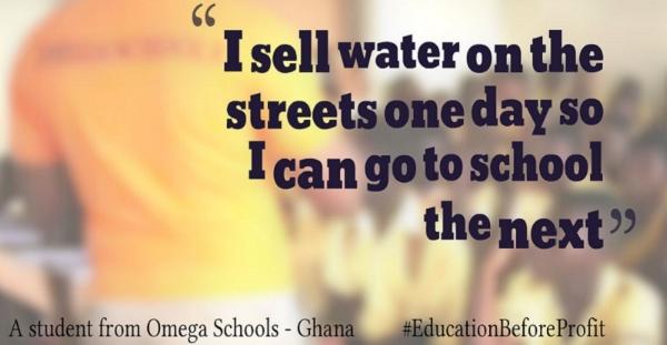 Omega schools quote paper Curtis riep 20.05.15