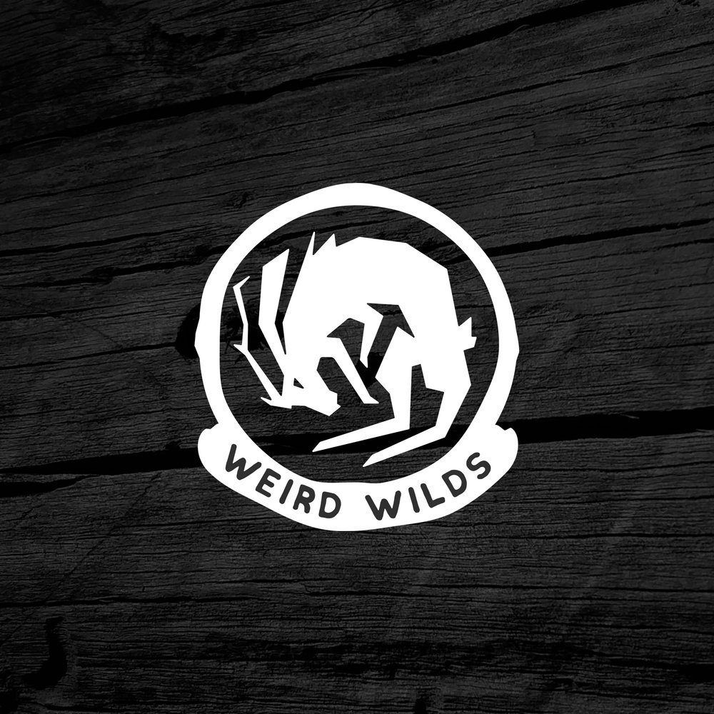 "WEIRD WILDS - …is a personal art project that I am slowly working on based around cryptozoology, supernatural beings, aliens, and other things that go bump in the night.Some people like monsters for how scary they can be but for me I am intrigued by the mystery and the ""What if"" of their existence.This project is my way to explore those mysteries and bring fun art and monster merchandise to other fans of the subject.Follow Weird Wilds on Instagram at: instagram.com/weirdwildsPrints can be purchased at:inprnt.com/gallery/weirdwildsRedbubble Storeredbubble.com/people/weirdwilds"