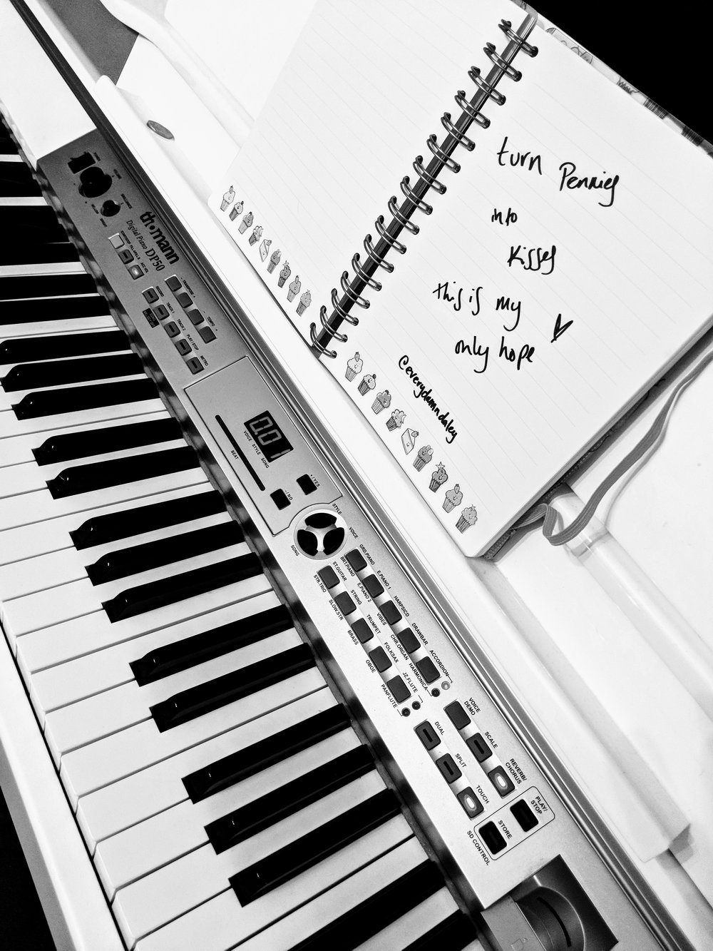 Songwriter Sundays - @everydamndaley