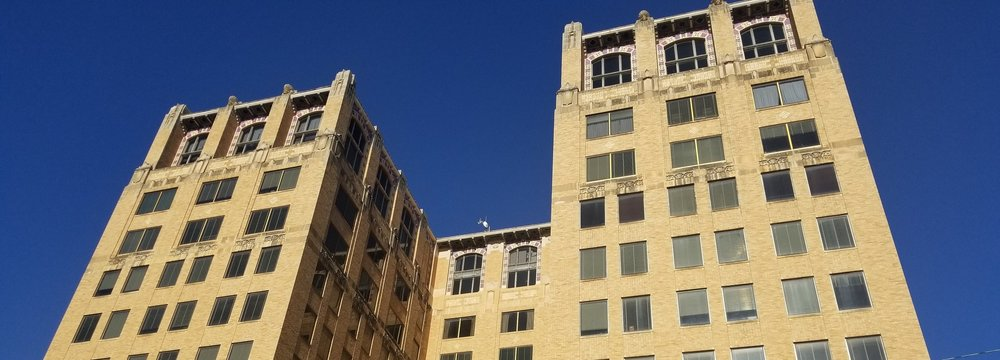 The Hamilton Building -