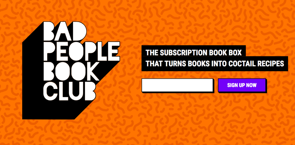Bad People Book Club