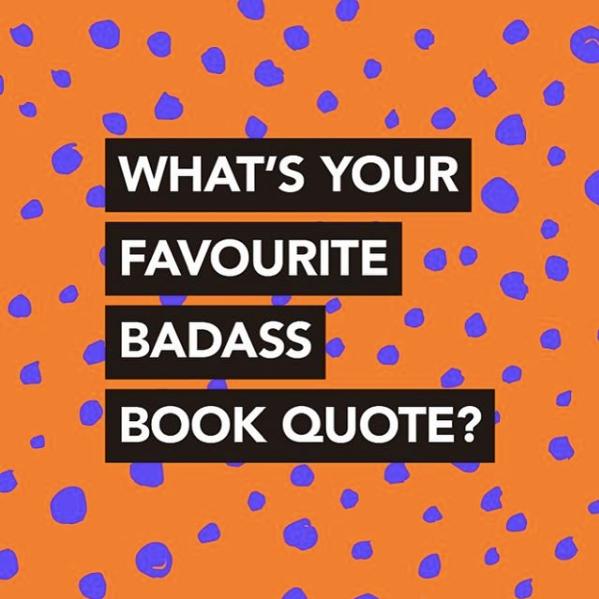 Bad People Book Club Instagram