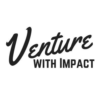 venture with impact logo branderly media