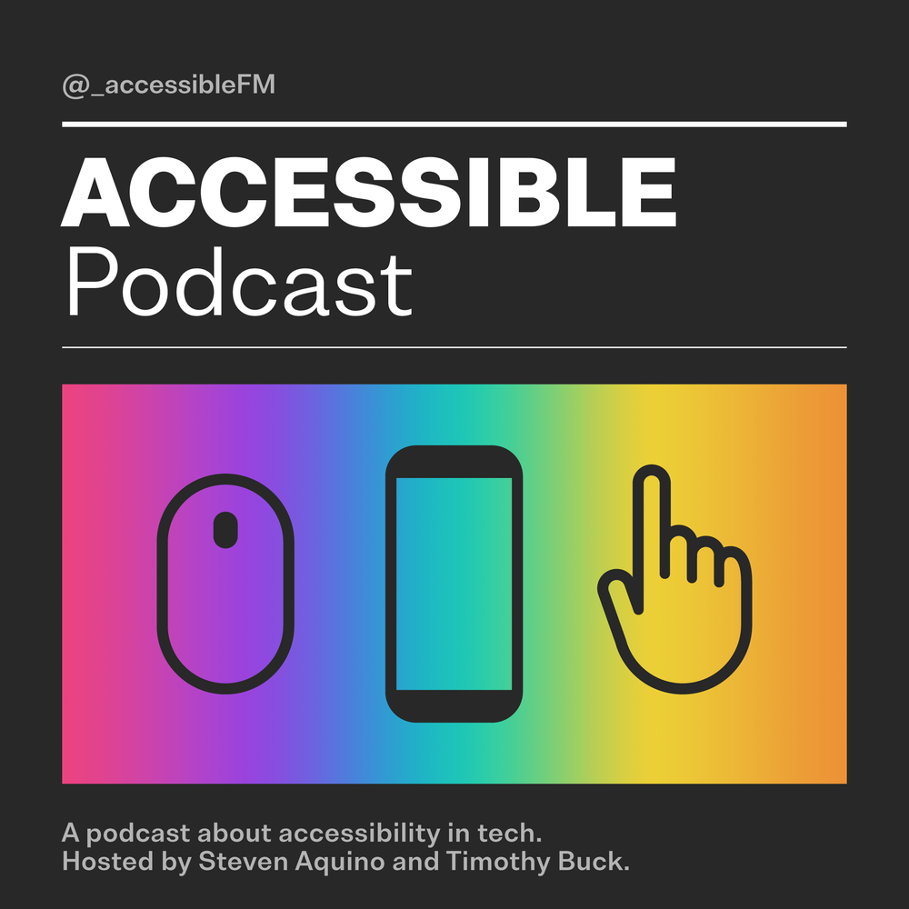 accessible podcast