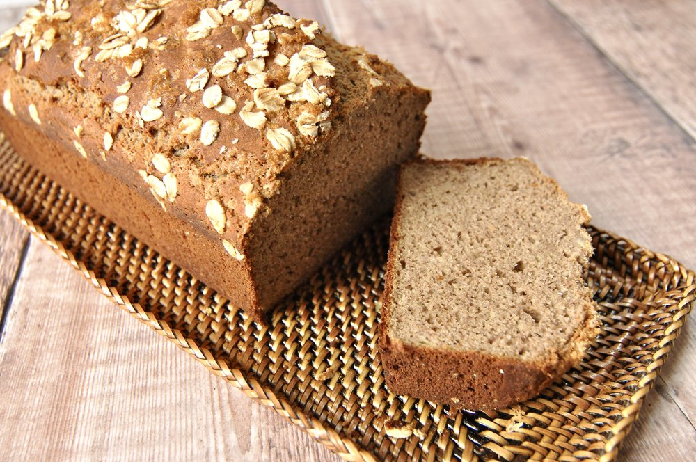 Yum - check out Emma's recipe for this delicious  Buckwheat Banana Bread  over on her blog. I absolutely love this recipe, can't get enough of it!