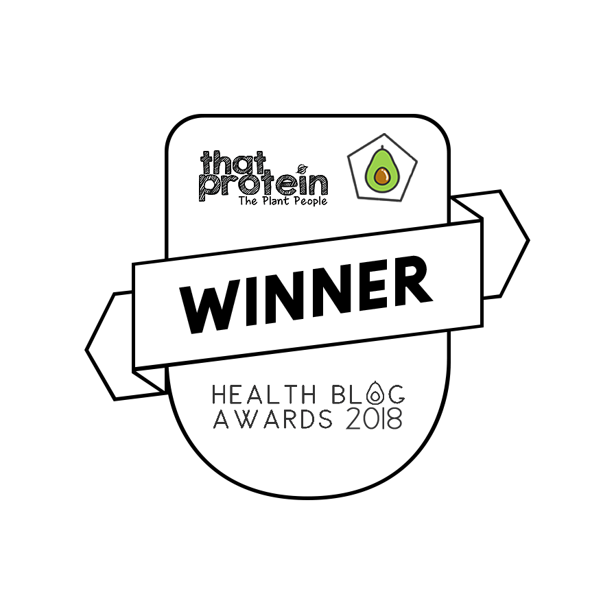 Winner of the HBC Health Blog Award for Best Nutrition & Science Blog 2018.  Read more here .