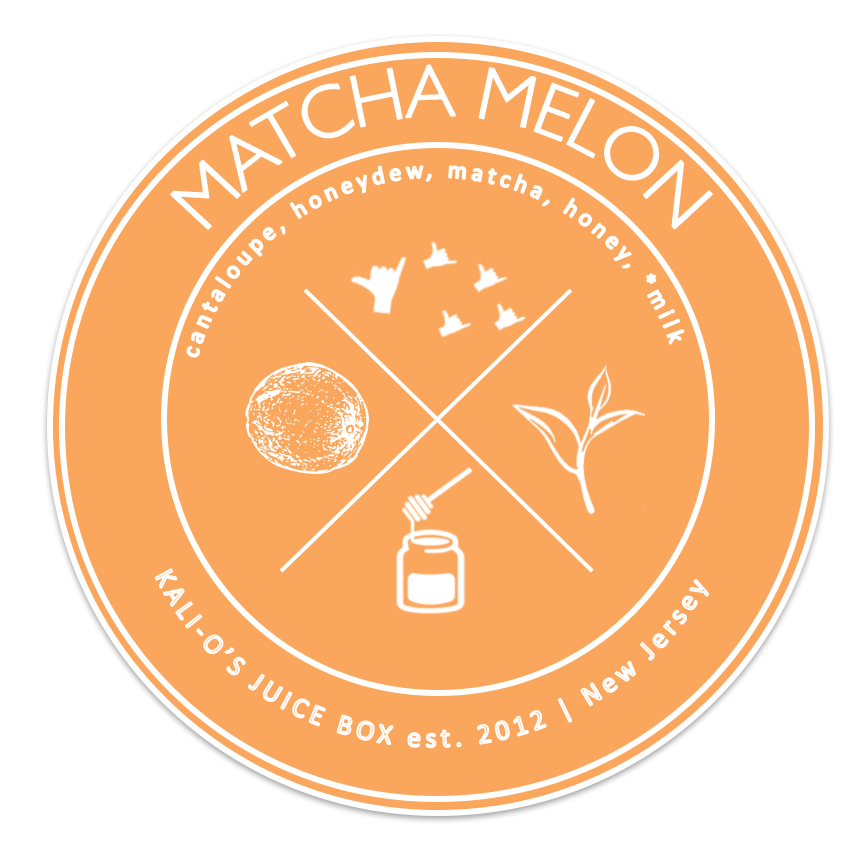 matcha melon