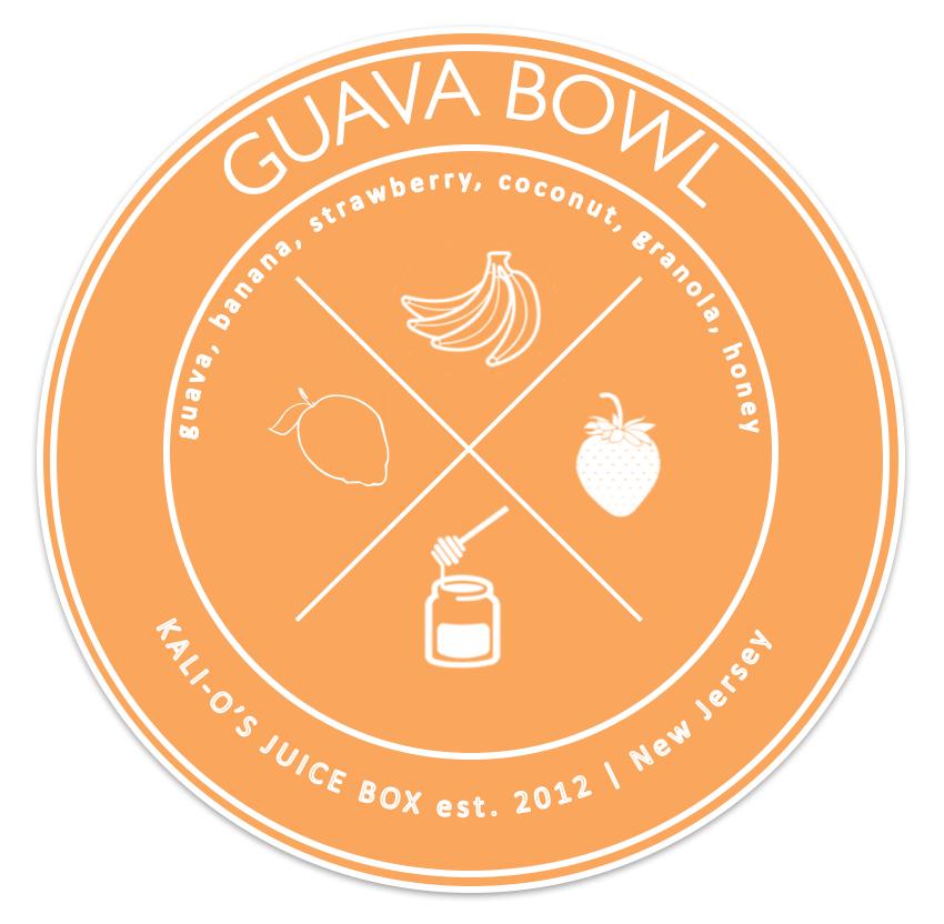 guava bowl