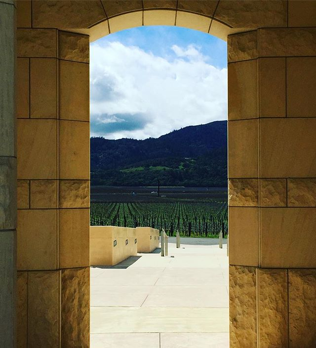 Views on views in #Napa