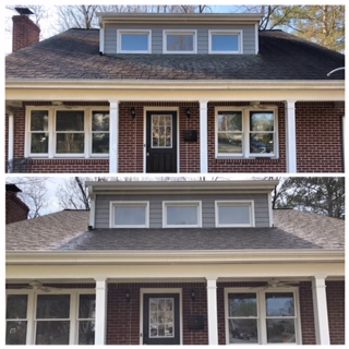 Roof Cleaning and House Wash in Athens, Ga
