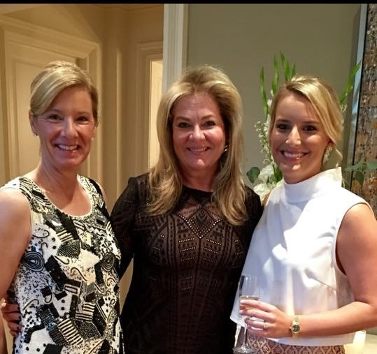 Me'Me', Laura, & Caroline