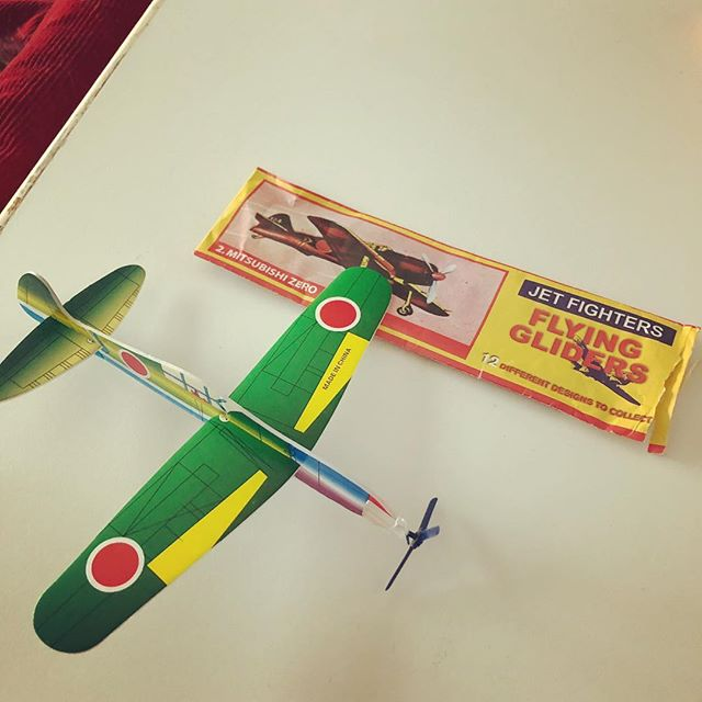 My stocking filler this year ✈️ #growingupinthe80s
