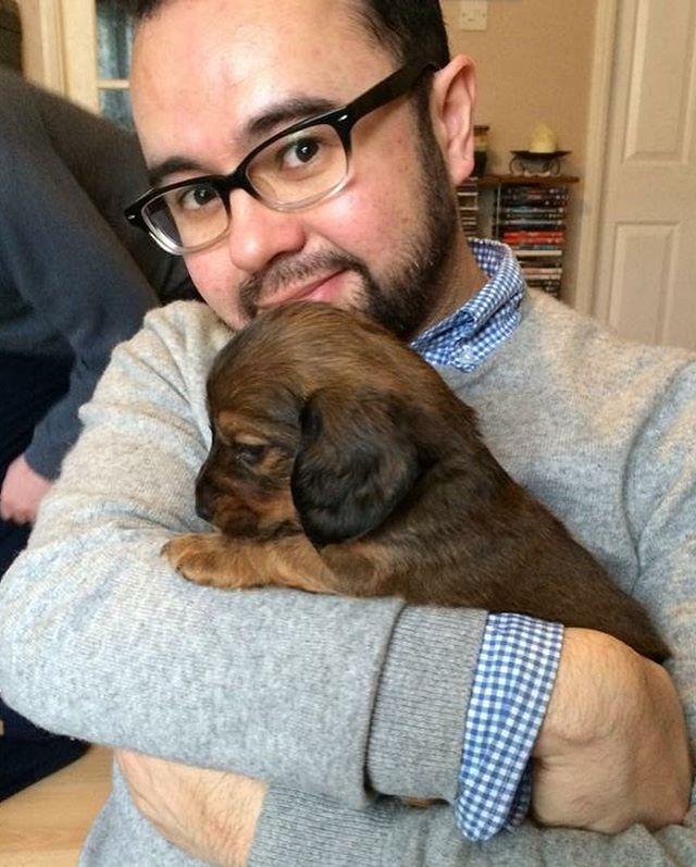4 years ago today... #dachshundsofinstagram #dachshund