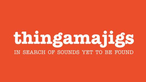 Thingamajigs Logo