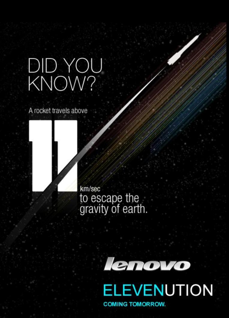 Lenovo Email Campaign