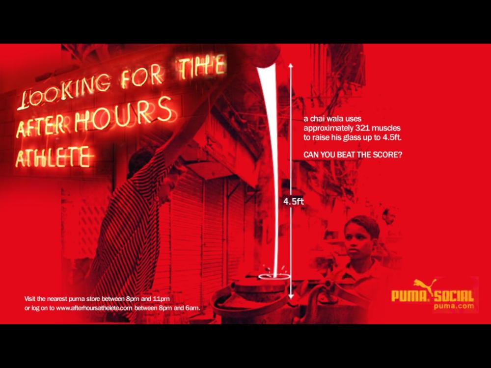 Puma - Print Ad