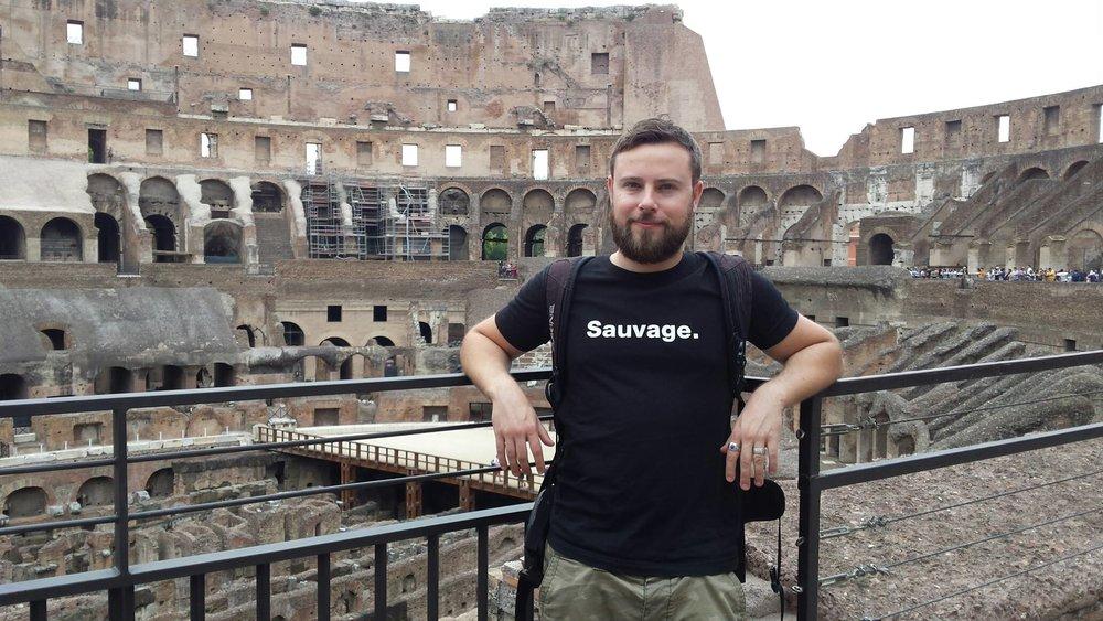 Maxime. Colisée - Rome - Italie