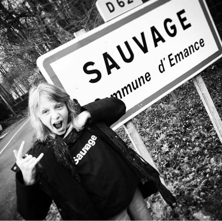 Maya. Sauvage - France