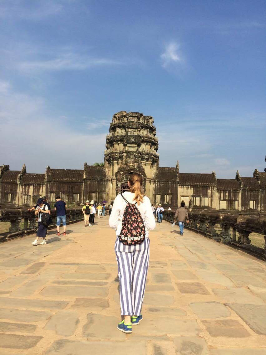 ... - Ankgor Vat - Cambodge