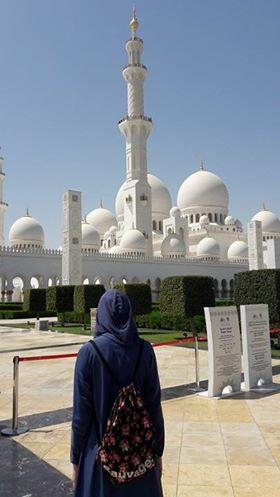 ... - Mosquée Cheikh Zayed - Abu Dhabi - Émirats Arabes