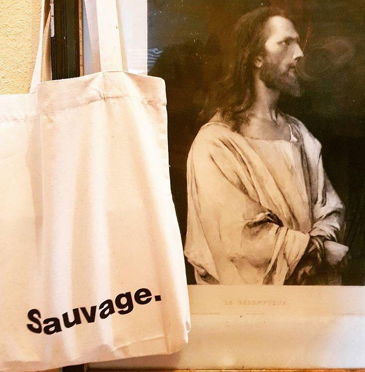 Jesus-Christ. x Sauvage.
