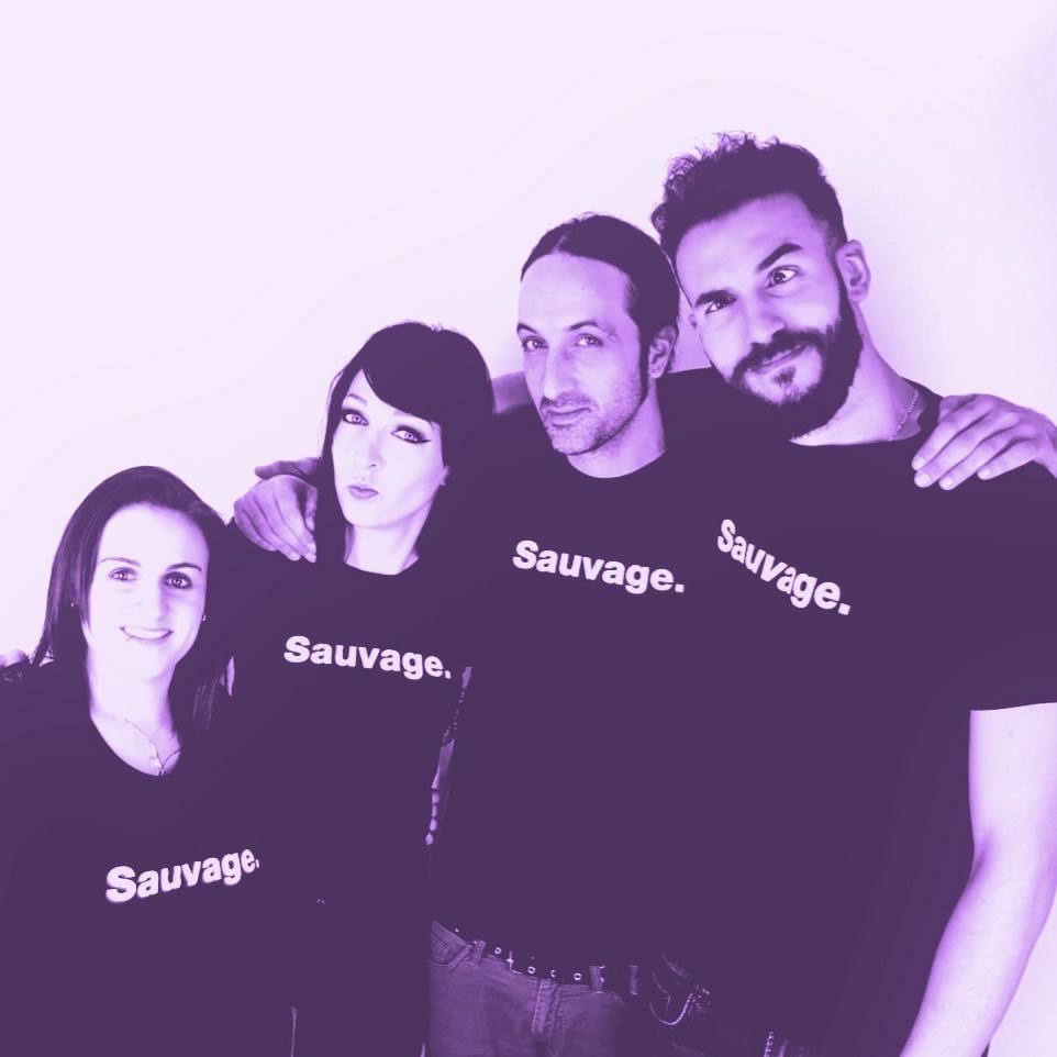 Team Sauvage(s). - Le Studio Sauvage - France