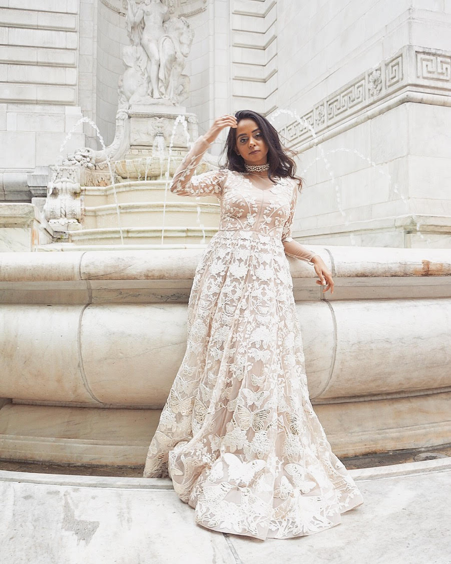 ac9f1b281dd7d Terra Inde is NYC's one stop shop for Indian formal wear, carrying pieces  from all of India's best designers: Falguni Shane Peacock, Ridhi Mehra, ...