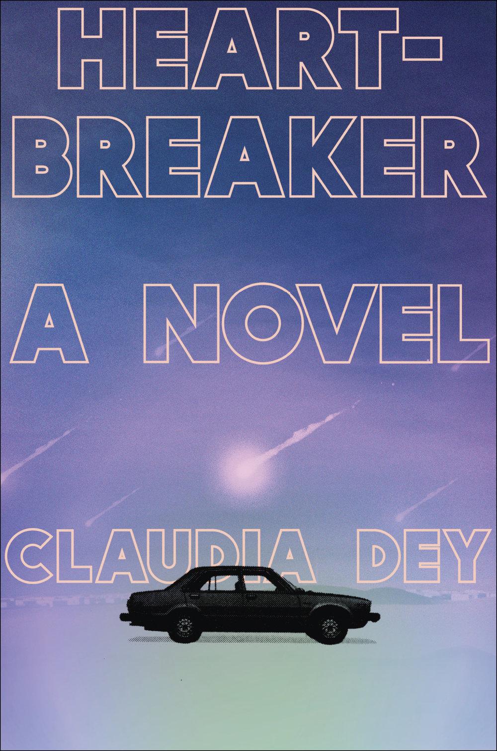 Dey, Claudia - Heartbreaker - US Cover.jpg