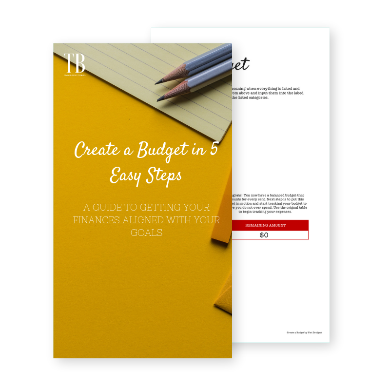 Get the Budget Worksheet! - Learn to create a budget for your next trip or just your personal finances. Being able to say yes without hesitation is the freedom that a budget gives you. Sign up and click below to get the worksheet now!