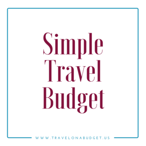 3 ways to save for a vacation travel on a budget