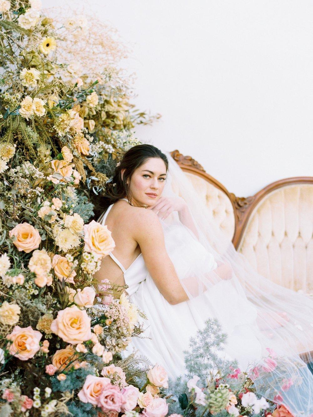 NECTAR + BLOOM floral installation | KIM BRANNAGAN Photography