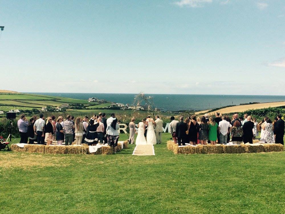 Devon wedding ceremony with seaside views.jpg