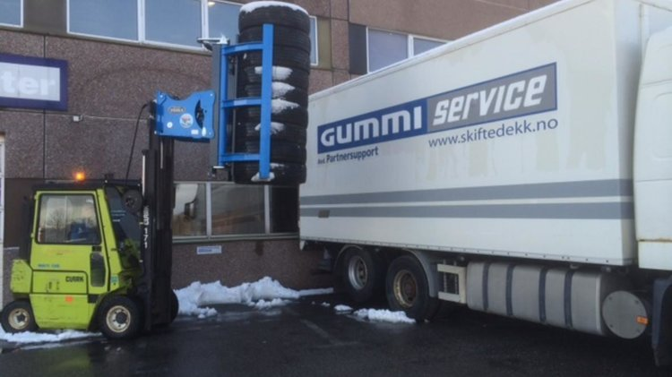 """""""Using Easy Stacker 1200 have brought us significant savings on human resources..""""   Petter Kristensen learned about Easy Stacker 1200 back in 2015. When he realised what problems he experiences in case the company has to service many customers at the same time, he came back to us."""