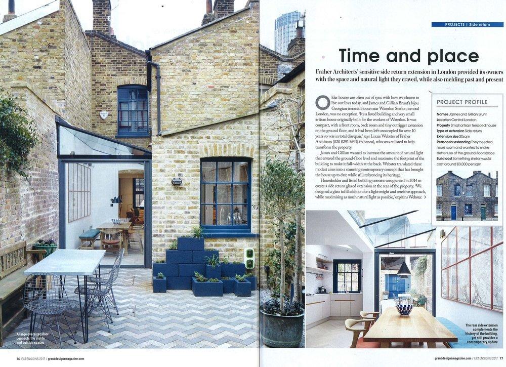 Grand Designs Magazine Feature