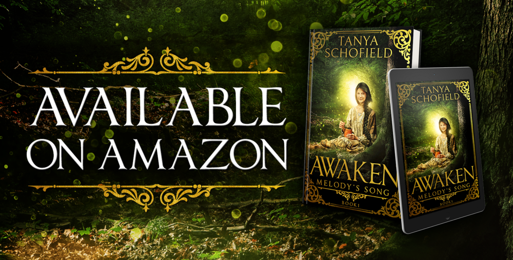 BOOK TWO NOW AVAILABLE FOR PRE-ORDER            ... or ...         READ THE FIRST TWO CHAPTERS OF AWAKEN (FREE)