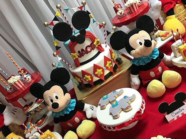 #TBT #RoyalBashEvents #RoyalBashNYC #NycEventPlanners #ChloeandKimmy #CircusMickey #FirstBirthday #1stbirthday #party #celebration #kidsparty #littleboys #mickeymouse #sweettable #circustheme #cookies #cakepops #elephantcookies #clowncakepops #cake #labels #diy #sweets #decor #HappyBirthday #1stbirthdayparty #clownMickey #EventPlanners