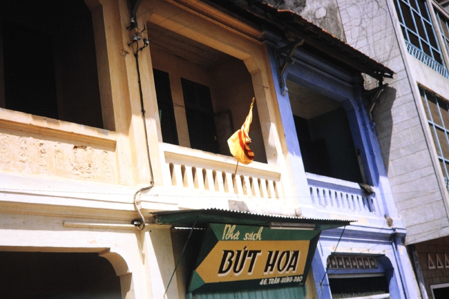 1967 - Nha Trang, Khánh Hòa Province, South Vietnam  -  46 Trần Hưng Đạo,(street)