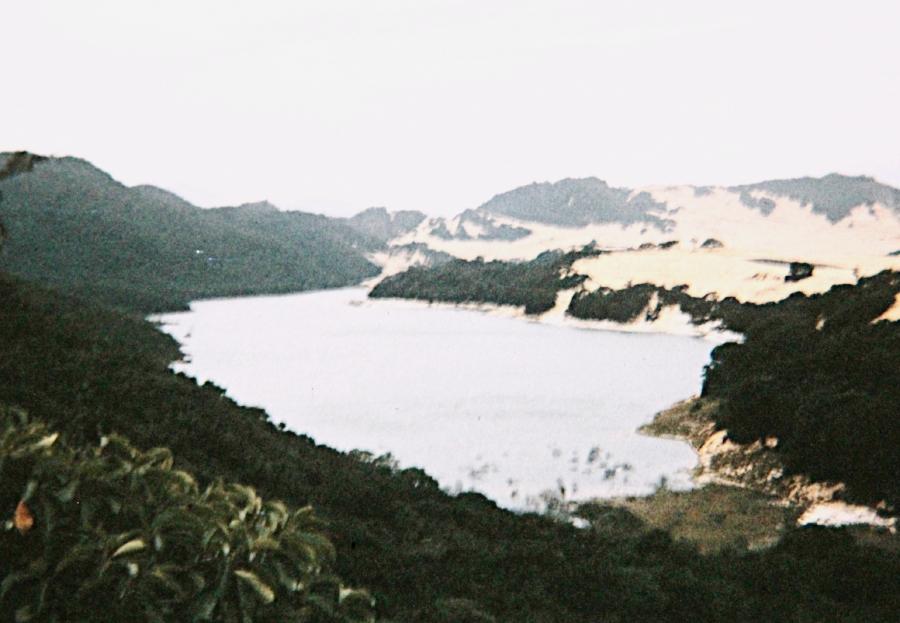 In-land Lake Cam Ranh - South Vietnam