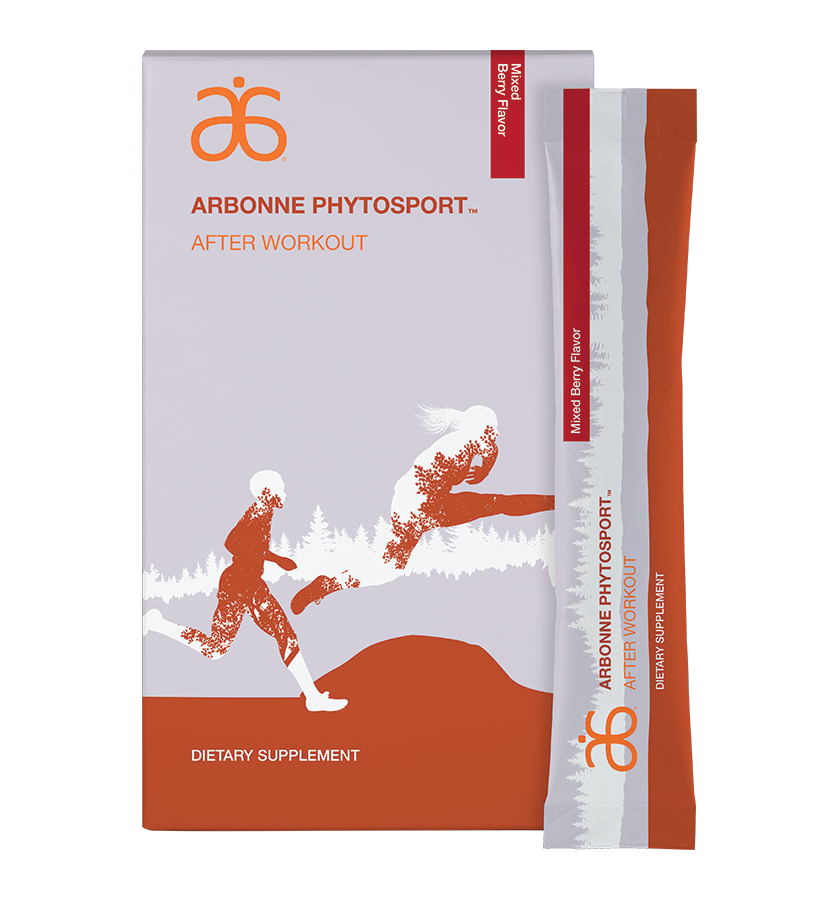 Phytosport Post-Workout Powder Sticks