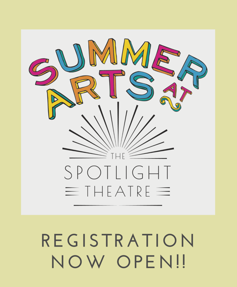 Summer Arts Camp - Registration now open!