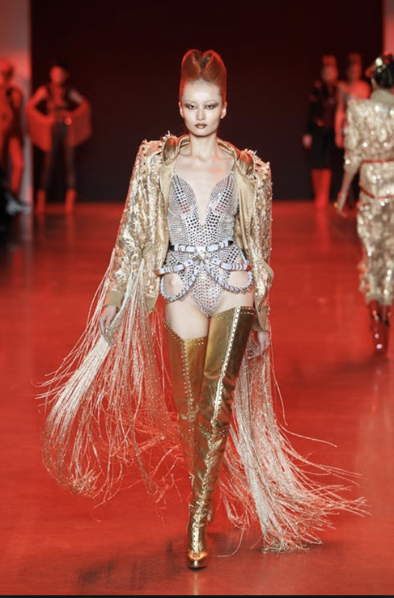 The Blonds FW18 Kien Hoang