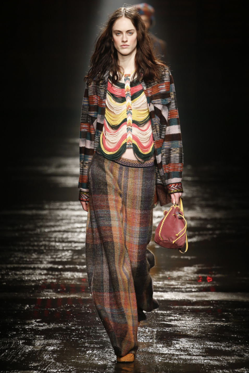 Missoni AW18 Anthony Turner