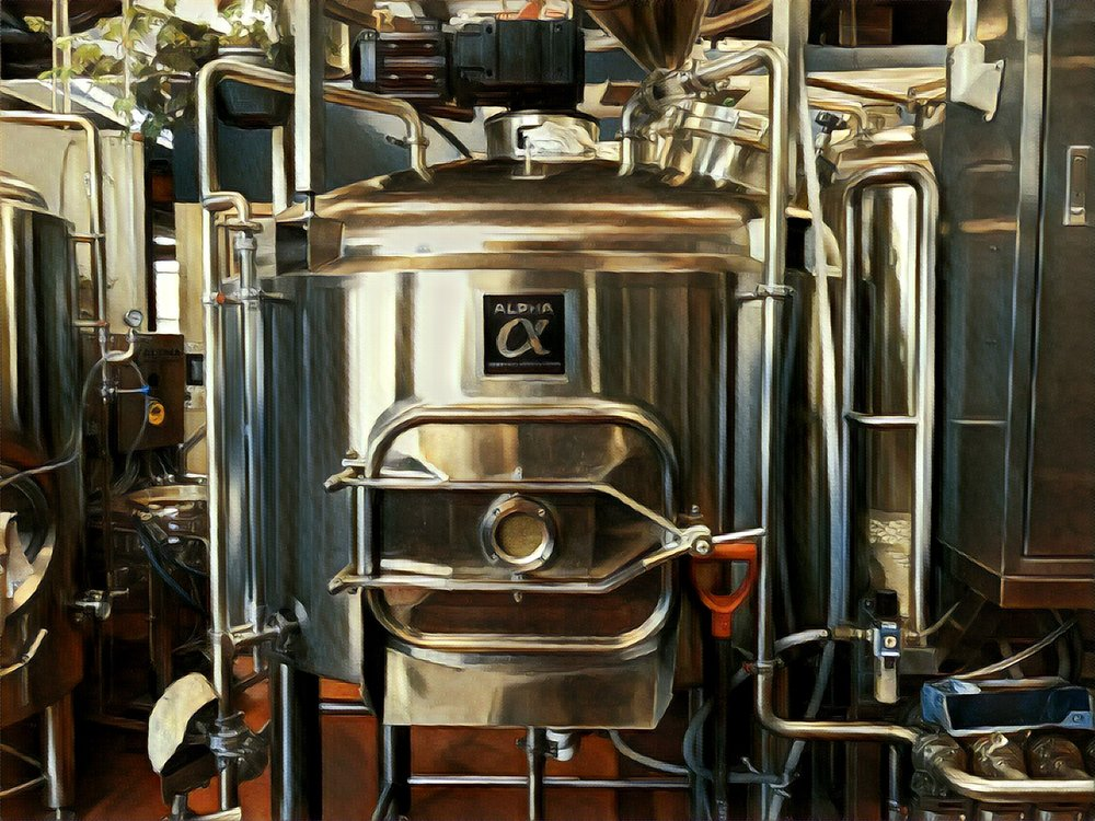 About The Brewhouse    Manufactured by Alpha Brewing Operations in Lincoln, Nebraska, the Zuni Street Brewhouse is a 10 barrel beast that produced over 1,000 barrels in year 1 of operations.