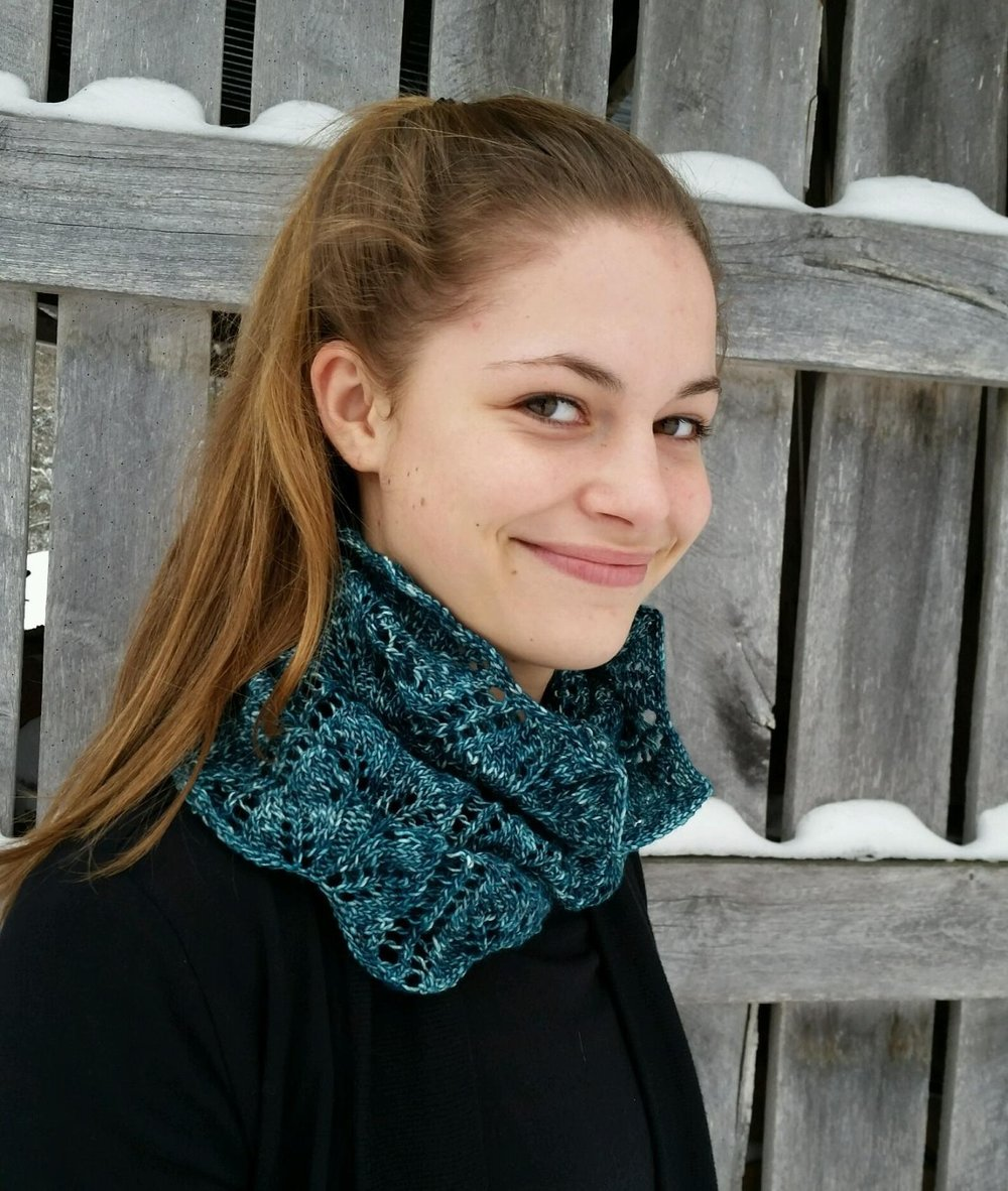 Lilac Cowl- Coming Soon