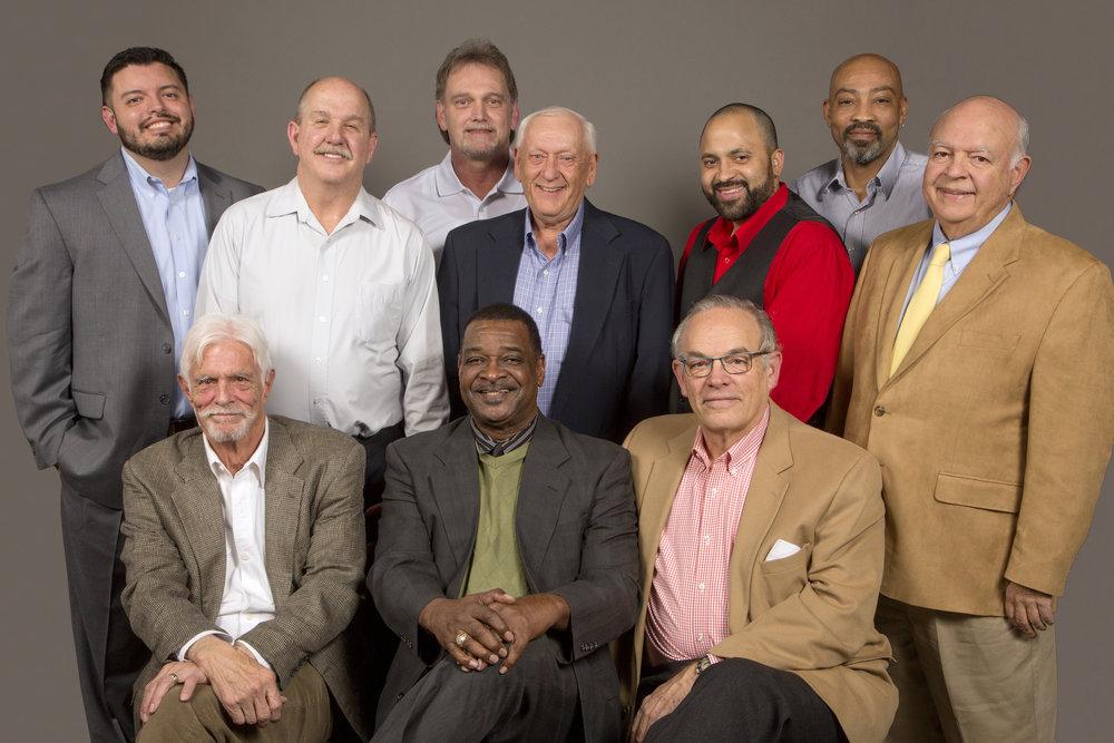 Members of Fairystone Fabric leadership team gathered together