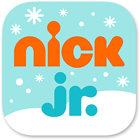 Nick Jr. & Noggin  App Icons