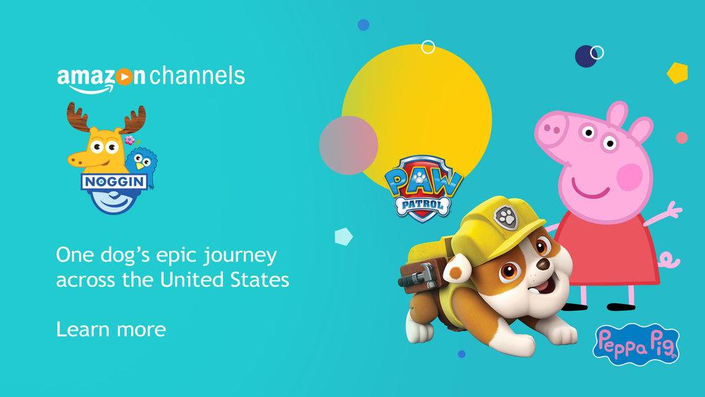 Noggin  Amazon Channel